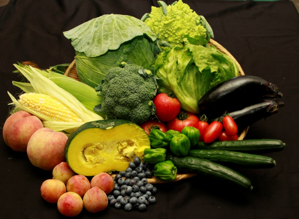 野菜盛り合わせ5