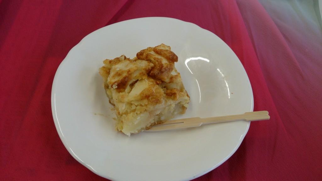 DSC_0322米粉りんごパン (2)