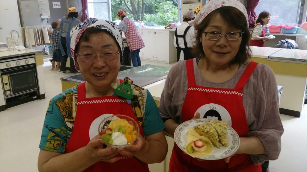 お米お料理教室 (1)